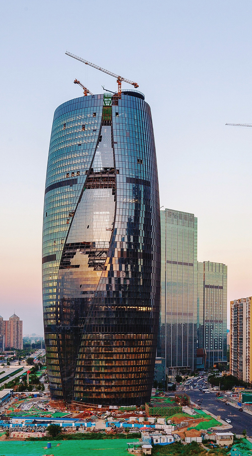 北京丽泽SOHO