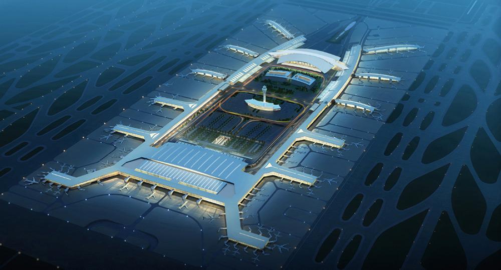 广州白云新机场