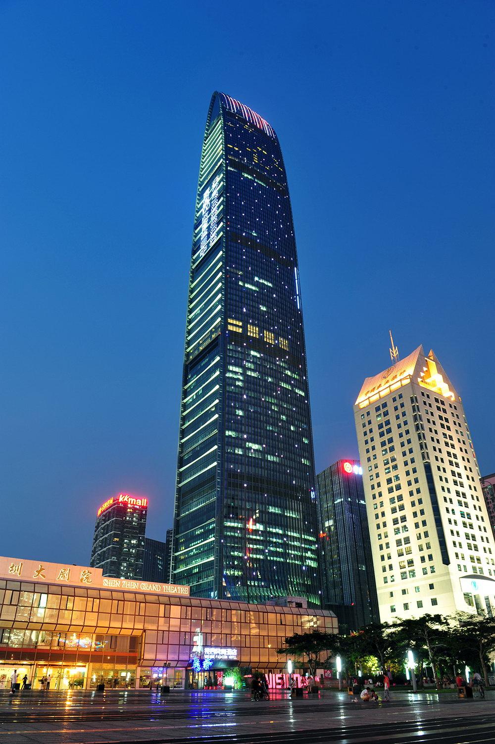 深圳市京基100