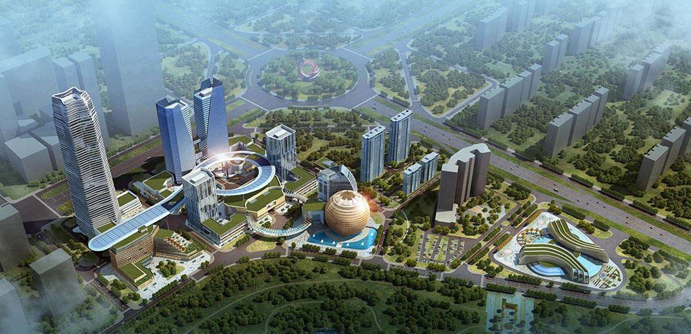 长春龙翔国际商务中心A区