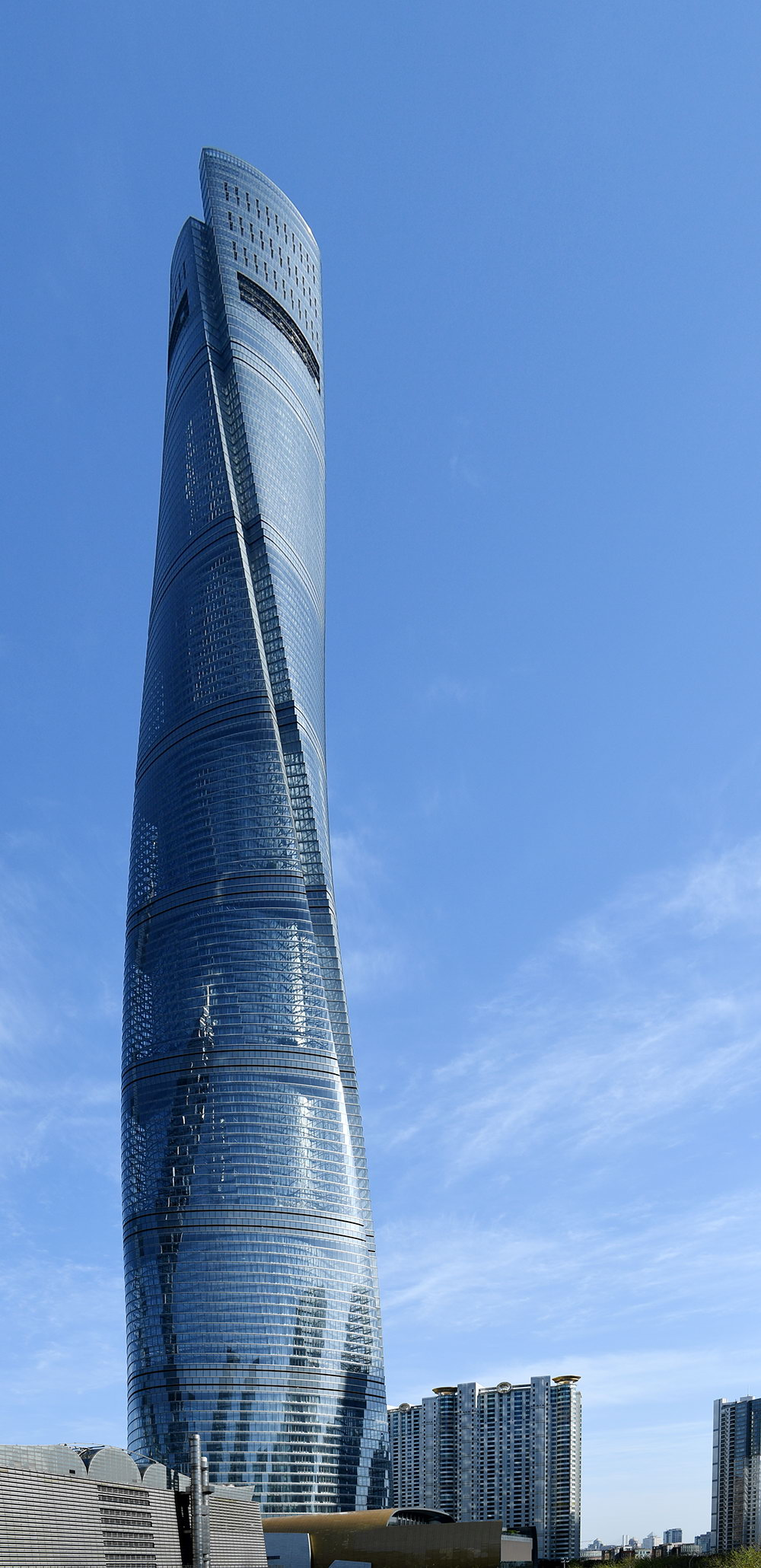 上海中心大厦