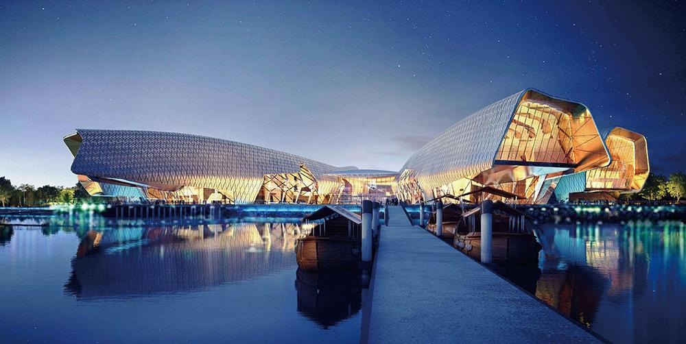 Tianjin Ocean Museum