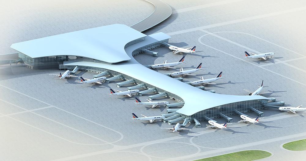 天津滨海机场