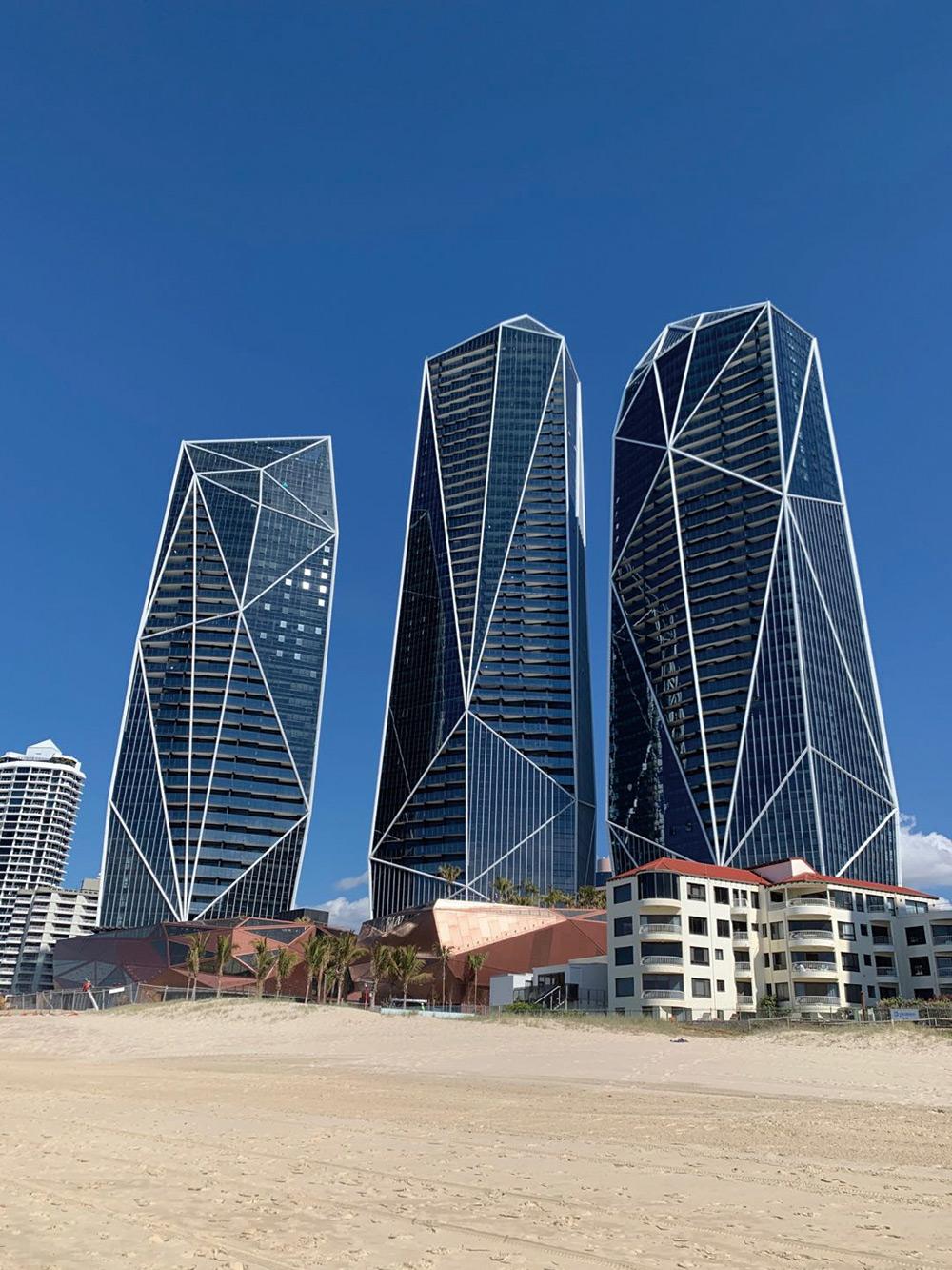 Jewwl Towers