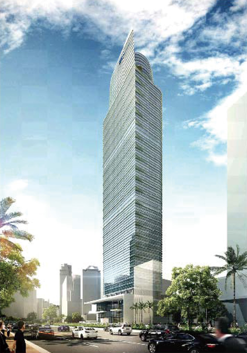 Astra Tower