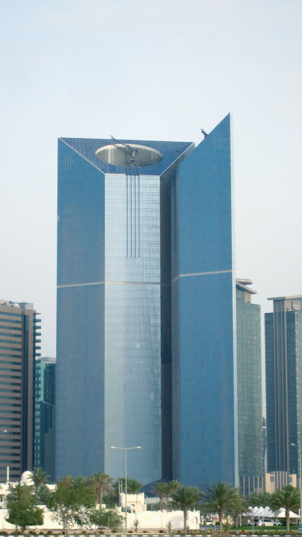 Samrya Twin Tower
