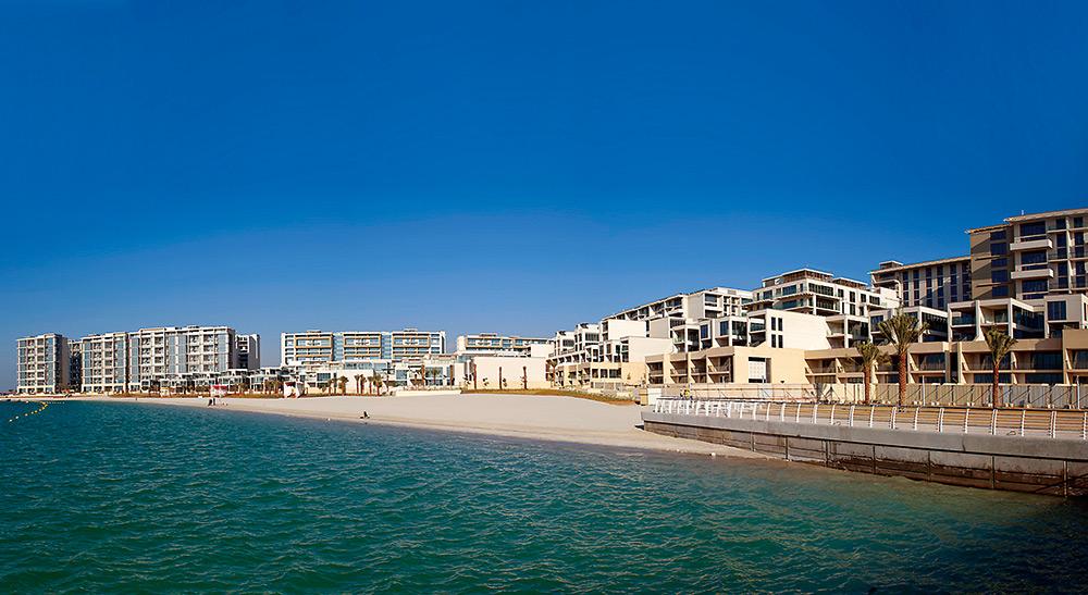 阿尔拉哈海滩工程