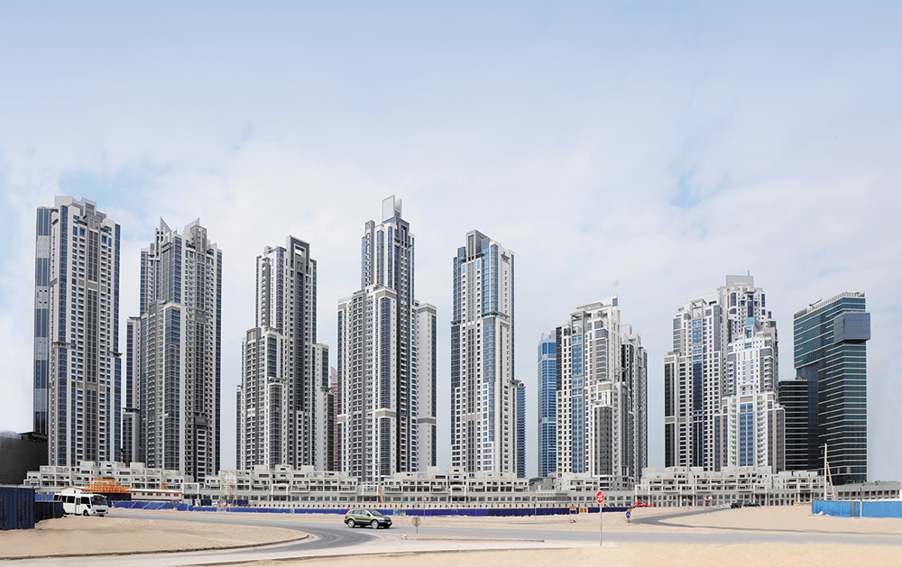 The Executive Towers at Business Bay