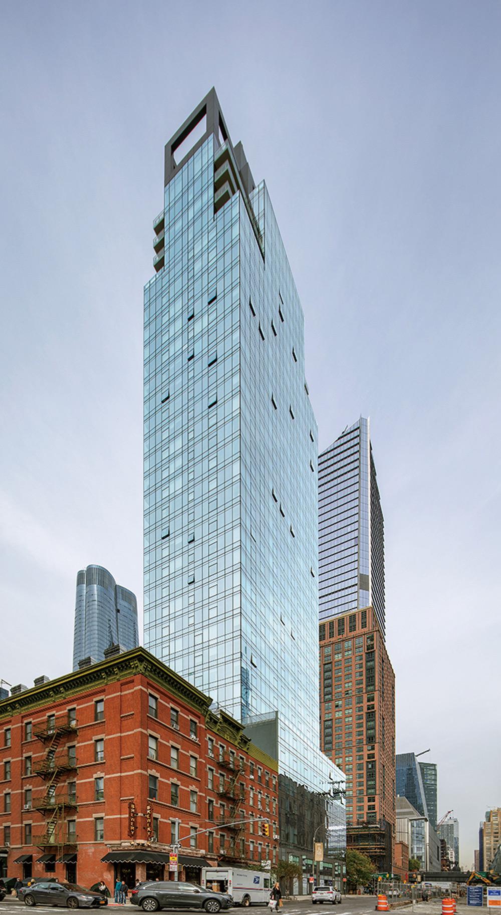 纽约西28大街公寓
