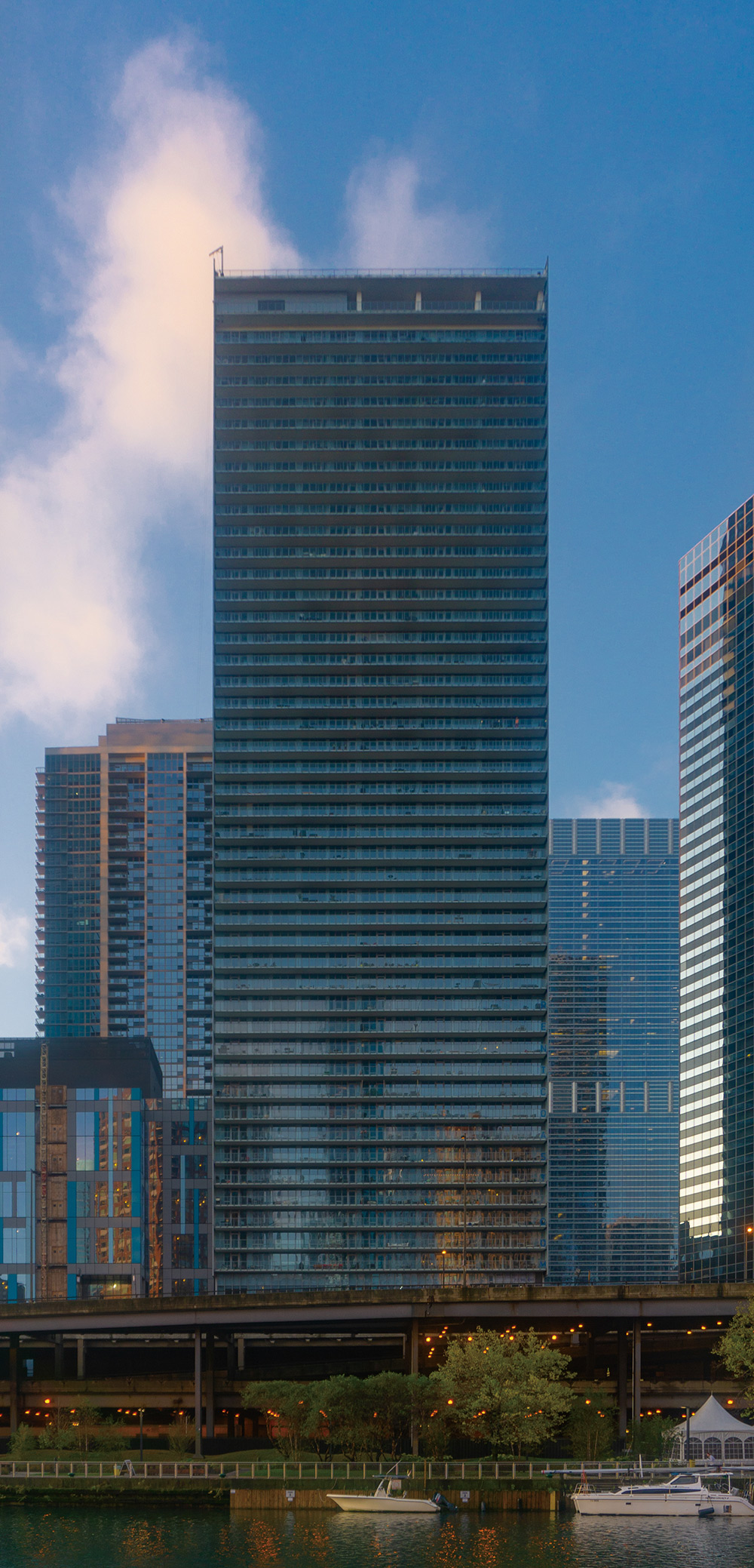 芝加哥比德A工程