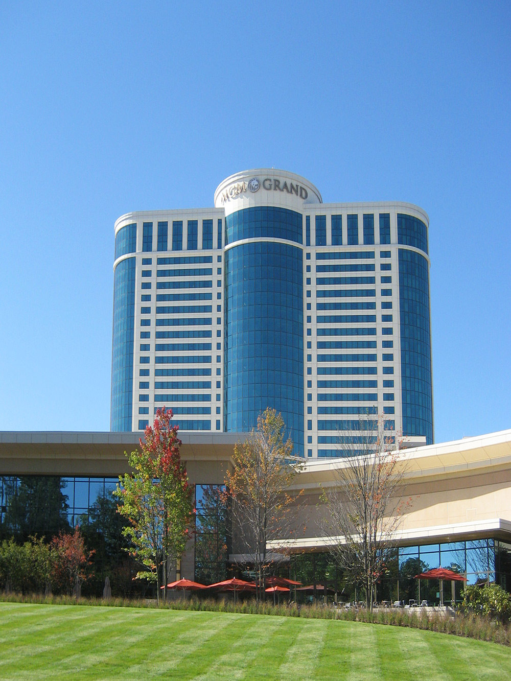 MGM Grand Hotel, Foxwoods