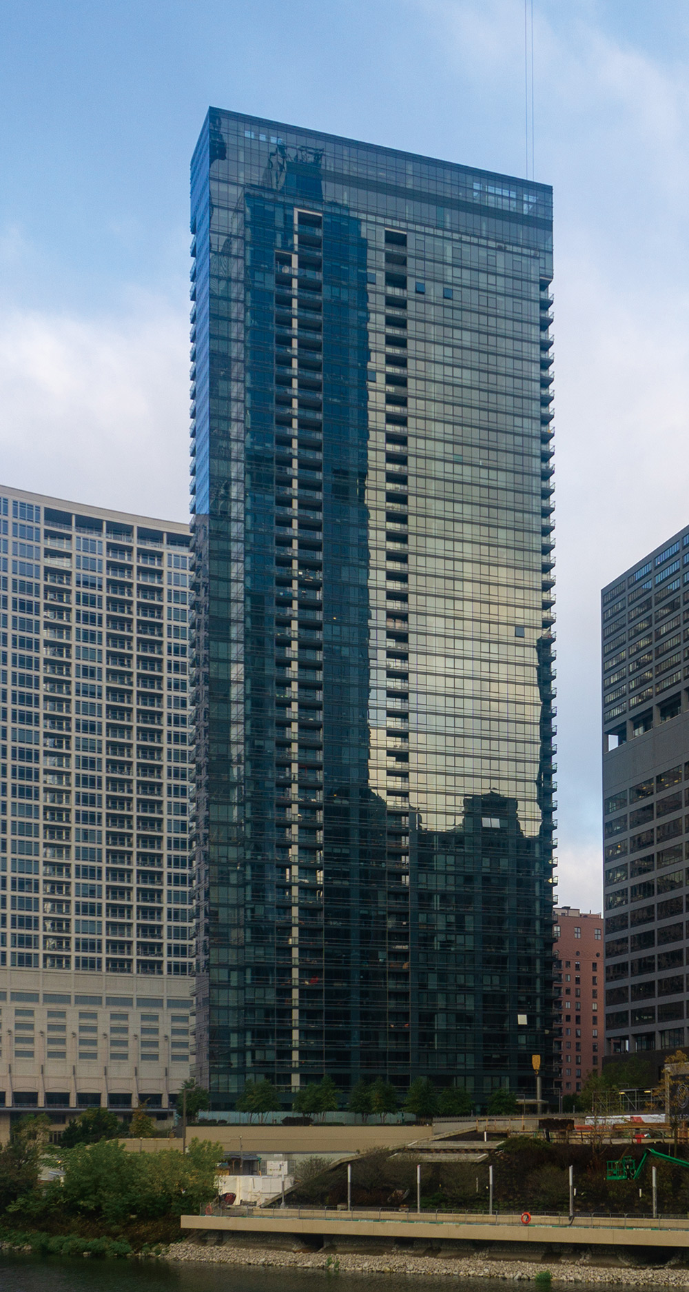WOLF POINT WEST TOWER