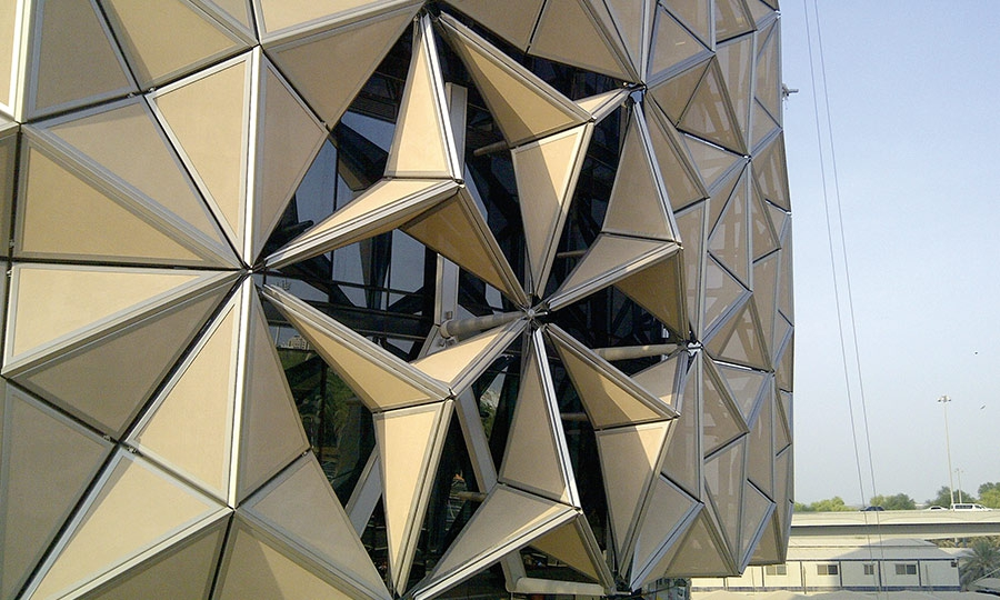 ADIC阿布扎比投资委员会新指挥部大楼