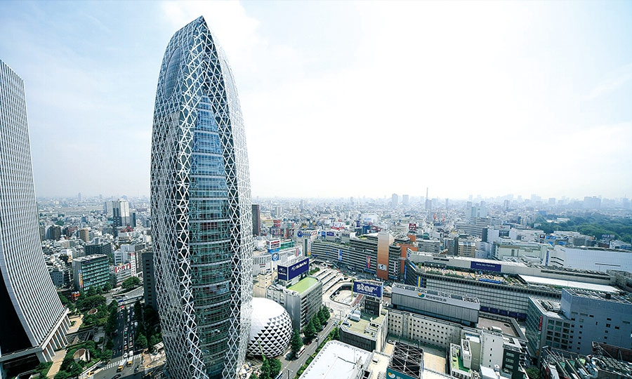 Cocoon Tower